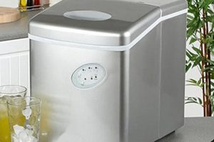 maquina hacer hielo domestica